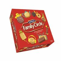 Family Circle Biscuits 720g A07942, Perfect for a sneaky treat [BZ13767]