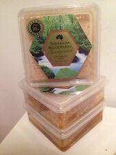 Tasmanian Wilderness Leatherwood Honey Comb 10+ Similar Manuka UMF Rating TA NPA