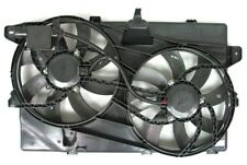 Dual Radiator & Condenser Fan Assembly fits 2007-2008 Lincoln MKX  APDI