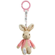 NEW Flopsy Bunny 'Jiggle' Attachable Toy