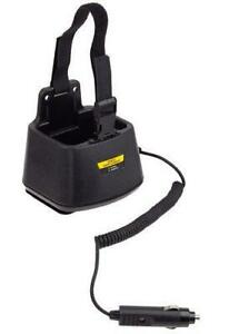 Charger for Motorola XPR 7350e Single Bay in-Vehicle Rapid Charger