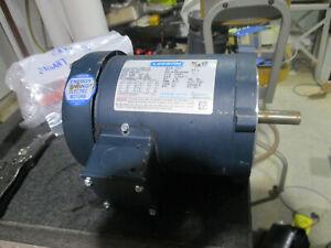Leeson Model C4T17FK10A motor 1/2 hp Cat. # 102917.00 (56C mount only)
