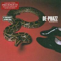 De-Phazz   2 CD   Godsdog (2002, #8702412) ...