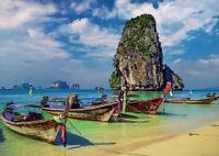 Krabi, Tailandia puzzle 2000 piezas Educa 18007