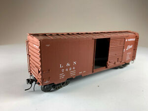 Kadee HO L&N PS-1 40' Box Car #7424 5220