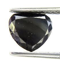 Sale 0.61TCW Pear Black Rose cut African Loose Slice Natural Diamond for Jewel