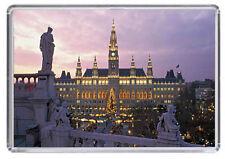 Vienna, Austria Fridge Magnet 01