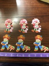 Strawberry Shortcake Fabric Iron On Appliques- style #1
