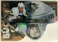 2014-15 Sidney Crosby Fleer Ultra Buckets #BB-23 Pittsburgh Penguins
