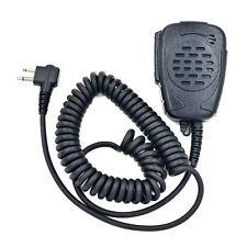 2-Pin IP54 Waterproof Speaker Mic for Motorola EP450 Two Way Radio Walkie Talkie