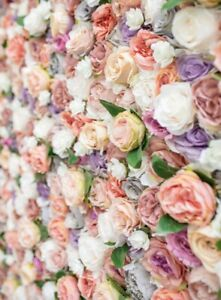 flower wall backdrop hire Flowerwall Hire