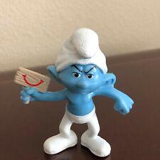 Smurf Grouchy Figure Toy