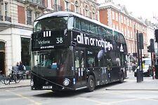 New bus for London - Borismaster LT184 6x4 Quality Bus Photo