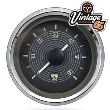 VW Splitscreen Camper T2 OE Style rev counter tachometer Maß Smiths 52mm braun
