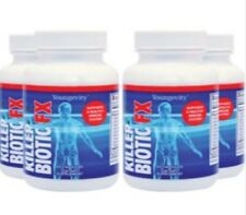 Sirius Ultimate Killer Biotic Fx 60 capsules 4 Pack by Youngevity