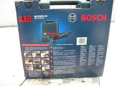 """oscillating tool kit """" Bosch"""" MK25 EK-33 Multi-X brand new"""