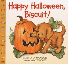 NEW - Happy Halloween, Biscuit! by Capucilli, Alyssa Satin