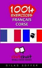 1001+ Exercices Français - Corse by Gilad Soffer (2016, Paperback)