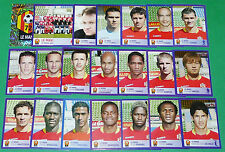 PANINI FOOTBALL FOOT 2006 LE MANS 72 LEON-BOLLEE  COMPLET FRANCE 2005-2006