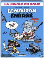 JUNGLE EN FOLIE T7    LE MOUTON ENRAGE