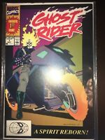 comic book, Ghost Rider Issue # 1, in comic book sleeve, never opened