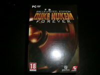 Duke Nukem Forever: Balls of Steel - Collector's Edition PC NEW SEALED