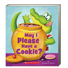 May I Please Have a Cookie? (bb) by Jennifer E. Morris NEW