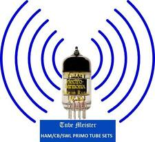 AMECO TX-62 VHF Transmitter Tube Set 7984 Final