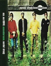 Ocean Colour Scene ‎Marchin' Already CASSETTE ALBUM Brit Pop, Indie Rock