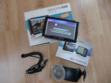 Navigon 6310 mit upgrade zum 70 Premium-Q1-2018-47 Länder-PKW-LKW-WoMo-LPG-BIO