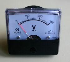 Voltmeter 400V  f. Stromerzeuger GENERATOR MOTOR 6,5 PS/4,8 KW  12/220/380V