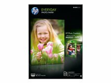 HP Everyday Photo Paper Glossy A4 200 GSM 100 Sheets Q2510A