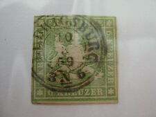 WURTTEMBERG  Sc  16  USED Cat $125
