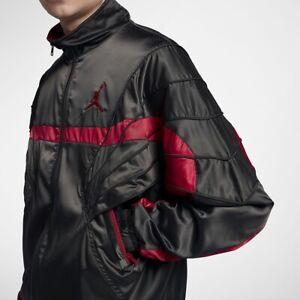 Nike Air Jordan AJ5 Satin Jacket Size Medium AR3130-010