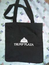 Trump Plaza Tote Bag - Brand new - never used - Vintage 2004 - Mint condition