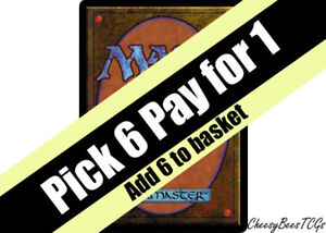 Magic the Gathering - MTG - White Cards x1 (S-Z)(M19 & Various Sets)