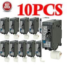 Mp120Afc Breaker Siemens / Murray 20-Amp 1 Pole Afci Arc Fault Circuit -10 Pcs-