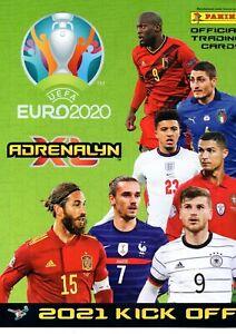 2021 Panini Adrenalyn XL UEFA Euro 2020 Kick Off card no. 220-405