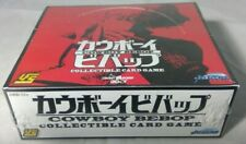 COWBOY BEBOP CCG 24 PACK BOOSTER BOX BRAND NEW & SEALED