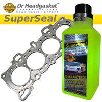 DrH Super Seal 0.5L - Head Gasket Sealer - engine block repair fix sealant 39d