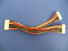 """NEW EPS 24 PIN OR ATX 24 PIN Y SPLITTER POWER CABLE---18"""" MADE IN USA"""