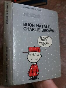 CHARLES M.SCHULZ - BUON NATALE, CHARLIE BROWN! - 1970
