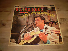 Songs of our Heritage vinyle LP,Duane Eddy,FIRST BRITISH 1960 PRESSER HA-W 2285