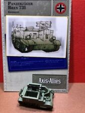 Axis & Allies Contested Skies #: 29/45 Panzerjager Brem 73I (e)