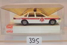 Busch 1/87 Nr. 47604 Chevrolet Caprice Polizei U.S. Police Sheriff OVP #395