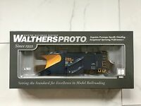 WALTHERS PROTO 1/87 HO ONTARIO NORTHLAND RUSSELL SNOW PLOW ITEM # 920-110022 FS