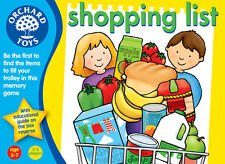 Orchard Toys Shopping List - Best Selling Memory Game - NEW