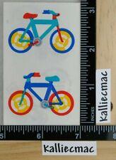 Mrs Grossman BICYCLE Stickers 1/2 STRIP