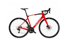 Bici da corsa in carbonio WILIER Cento1NDR 105 DISC M rosso