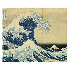 Lens Cloth, Hokusai - The Great Wave